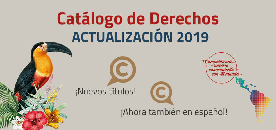 Catálogo de derechos 2019 versión bilingüe